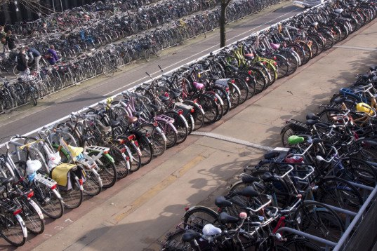 amsterdam, bicycles, bikes, culture, parking, parking spaces, the netherlands, 40,000