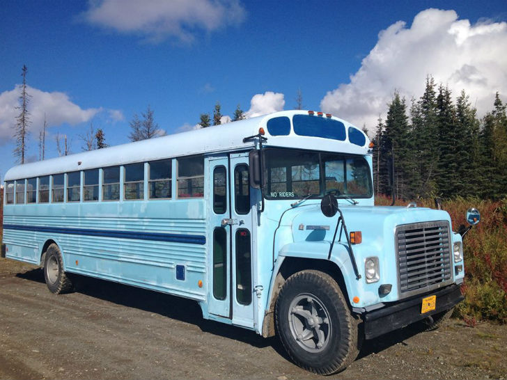 How Living In A 200 Square Foot School Bus Has Made Me An
