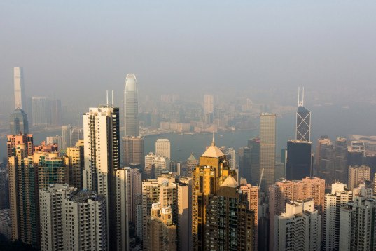 China needs to cut pollution by at least half to make any environmental improvements