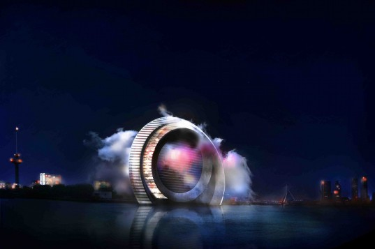 windwheel, dutch windwheel, rotterdam, wind turbine, ewicon, wind energy, solar