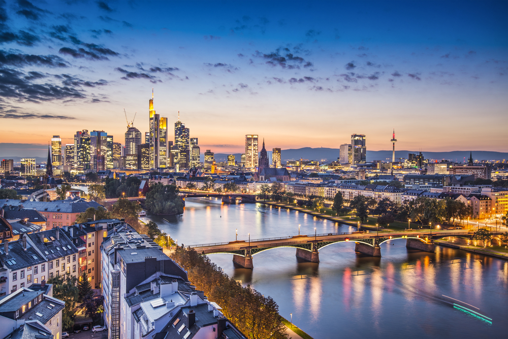 Frankfurt Named The Most Sustainable City On The Planet