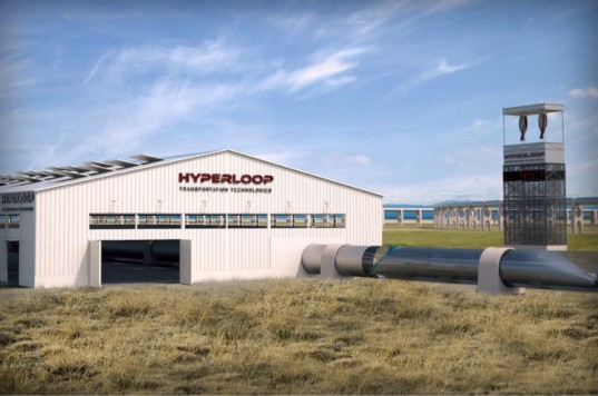 hyperloop, hyperloop transportation technologies, test track, california, fifth mode, mass transit