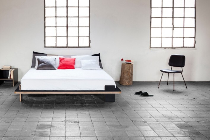 plywood bedroom furniture. Furniture brand Formabilio recently announced their latest addition  the Rigo Letto a minimalist raised bed made from lacquered plywood Minimalist frame adds an effortless contemporary