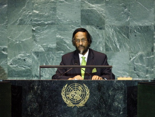 pachauri, united nations, u.n., international panel on climate change, i.p.c.c., steps down, resigns, sexual harrassment allegations, climate change,