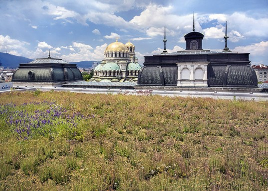green design, eco design, sustainable design, adaptive reuse, Bulgaria, Sofia, Yanko Apostolov Architects, National Museum Complex, Alexander Nevsky Square