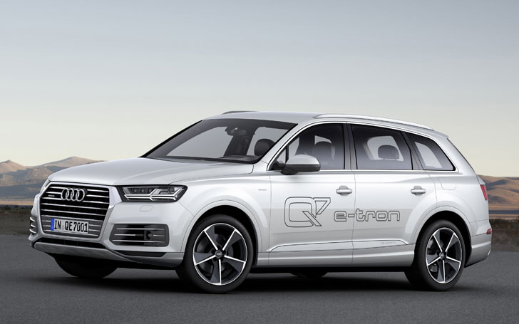 Audis Fullyelectric SUV Will Be Totally Road Trip Worthy With A - Audi car range