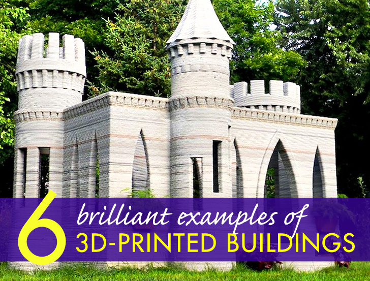 6ffe3e90c0 6 Most stunning examples of 3D-printed buildings