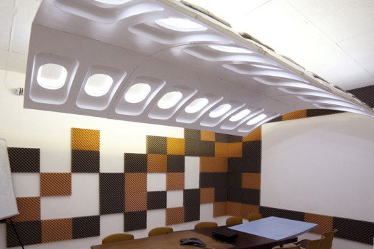 recycled airplanes, Runway 34, Paul Coudamy, F-lights, David Hertz Architects, 747 Wing House, Dave Drimmer, Cosmic Muffin, Boeing B-307, Stockholm-Arlanda airport, Costa Verde Resort, Boeing 727