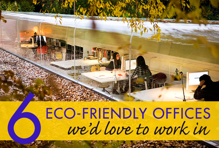 eco friendly office. Architecture Eco Friendly Office L