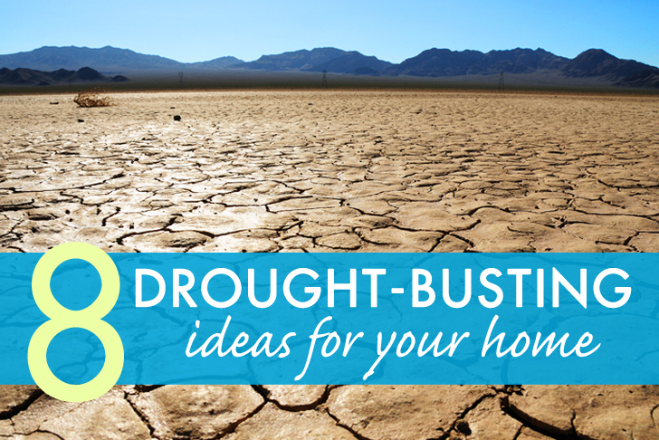 Drought Busting Water Saving Ideas For The Home Inhabitat