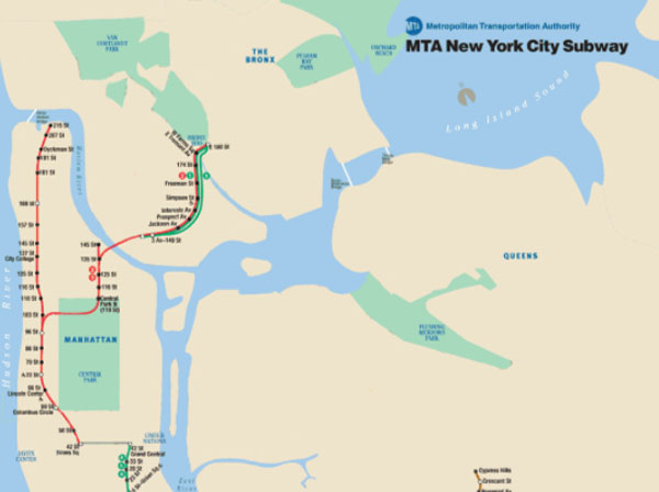 Mta Subway Map 2015.This Cool Gif Shows The Growth Of The Nyc Subway System Before Your