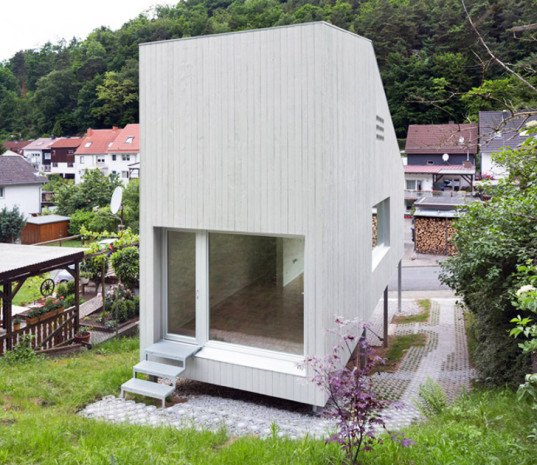 Tiny House Floor Plans Small Cabins Tiny Houses Small: A Small House By Architekturburo Scheder « Inhabitat