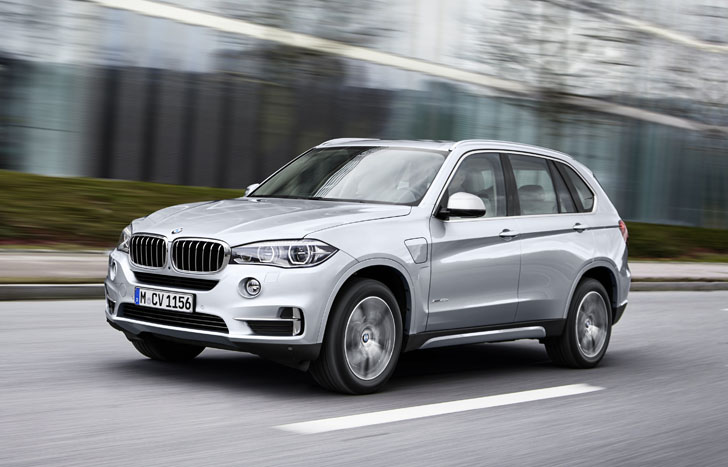 bmw x5 edrive40e plug in hybrid suv debuts with 19 mile ev. Black Bedroom Furniture Sets. Home Design Ideas