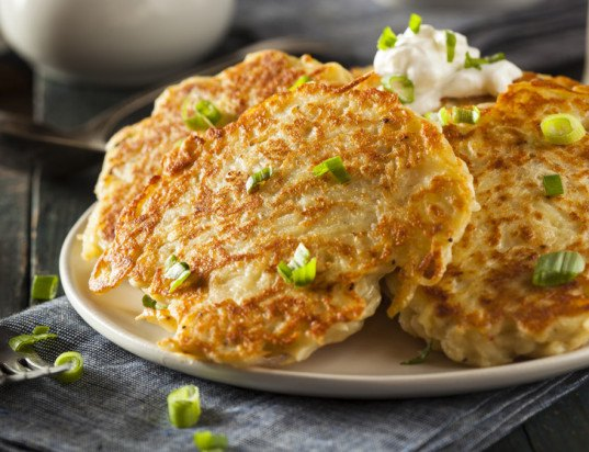 Boxty Potato Pancakes