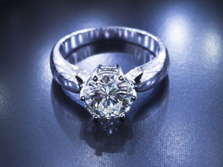 Recycled diamonds provide an ethical choice for glittering
