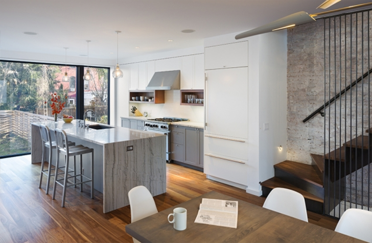 See Five Of Brooklyns Most Interesting Modern Homes On Dwells Home Tour This Saturday