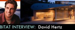 747 House, David Hertz, inhabitat interview, upcycled project, boeing 747, recycled materials, david hertz architects