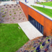 LEO A DALY, Minnesota, pedestrian link, tunnel, sheltered passage, underground architecture, outdoor amphitheater, green roof, green-roofed architecture
