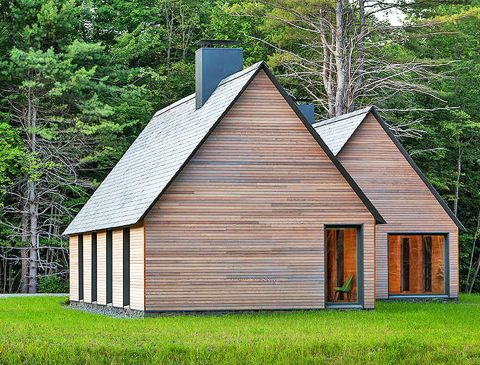 Modern Marlboro Cottages Use Natural And Locally Sourced