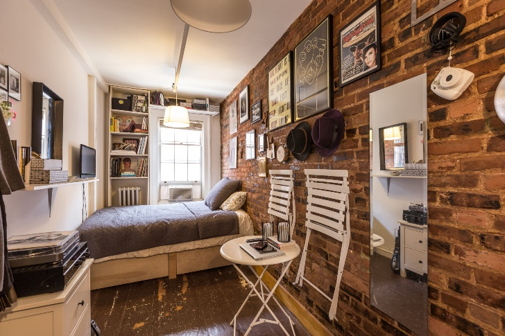 Could you live in this mindfully miniature 90-square-foot apartment? |  Inhabitat - Green Design, Innovation, Architecture, Green Building