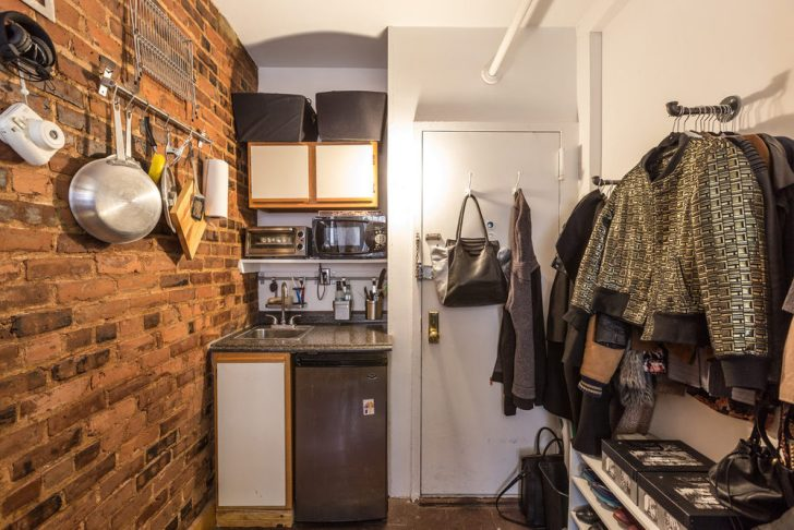 Could You Live In This Mindfully Miniature 90 Square Foot