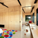 Mihaly Slocombe, Australian home, home addition, kids pod, australian architecture, glazed corridor, green design, eco design, sustainable design, green architecture