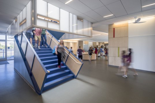 San Francisco architects, California, green school, integrated learning, LEED Platinum certification, LEED certificate, NUEVA School, Leddy Maytum Stacy Architects