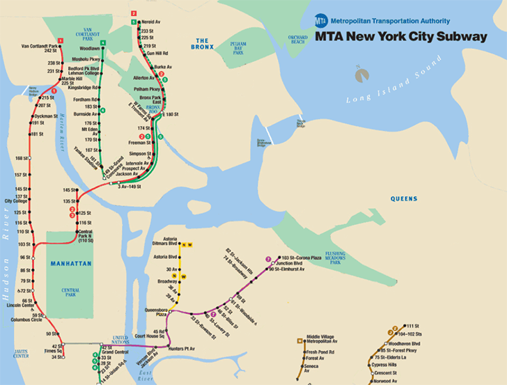 Nyc Subway Map History.This Cool Gif Shows The Growth Of The Nyc Subway System Before Your