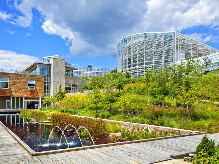 Phipps Center For Sustainable Landscapes Achieves Living