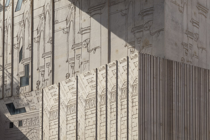 tchoban foundation museum for architectural drawing berlin