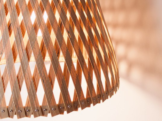 Benjamin Spöth, upcycle, upcycle lamps, high quality birch plywood, birch plywood, Multiplex, scrap plywood, plywood lamp,