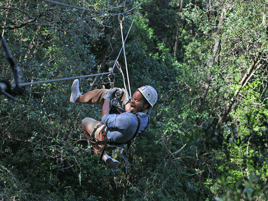 South Africa's new BIG 5 experiences, south african tourism, south african vacation, nature vacation south africa, south african adventures, Great White Shark Cage Dive, Hot Air Balloon Safari, Kayak the Orange River, Zip Line Through Treetops, World's Highest Commercial Bungee Jump, Bloukrans Bridge, South African wildlife, Tsitsikamma