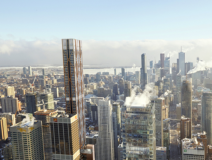 Foster Partners Debuts Design For 80 Story The One In