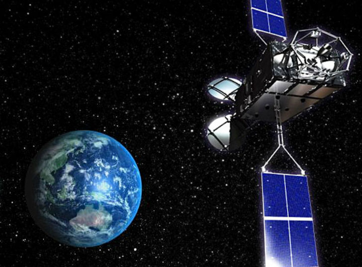 Japan can now beam solar energy from space