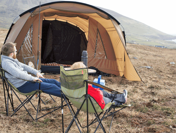 Temperature Regulating Thermo Tents Offer The Most