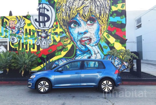 TEST DRIVE: 2015 Volkswagen e-Golf is an electric car for the real world