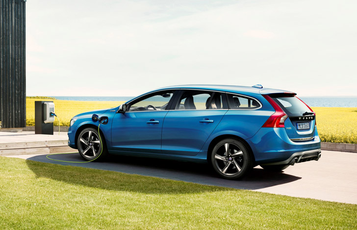 Volvo Plans To Release Hybrid Versions Of Its Entire Lineup