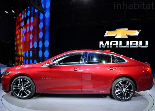 2016 Chevrolet Malibu, 2016 Chevrolet Malibu Hybrid, 2016 Malibu Hybrid, Malibu Hybrid, New York Auto Show, Chevy Malibu, Chevrolet Malibu Hybrid, Chevy Malibu Hybrid, hybrid car, green cars, green transportation, sustainable transportation, green vehicle, GM, general motors, chevrolet, chevy
