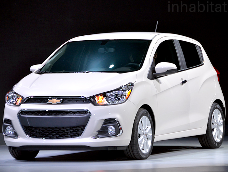 chevrolet spark gt 2018. interesting spark chevyu0027s new 2016 spark city car is faster stronger and more efficient   inhabitat  green design innovation architecture building intended chevrolet spark gt 2018