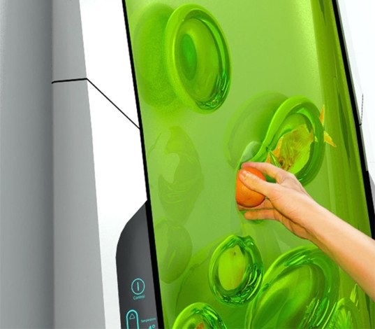 The bio robot refrigerator cools your food without for Bio robot fridge cost