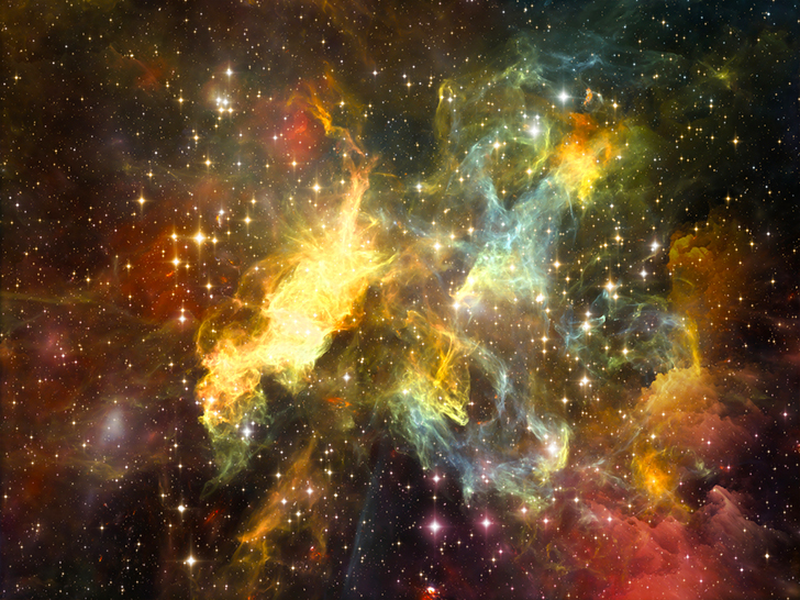 astrophysicists draw most comprehensive 3d map of the universe ever
