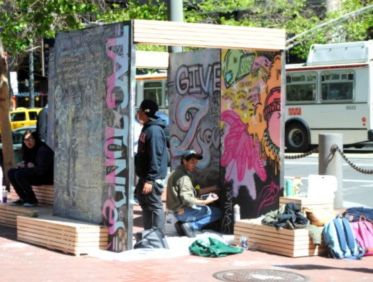 san francisco, market street, prototyping festival, urban, sustainable, street art, technology, interactive, tactical urbanism, urban design
