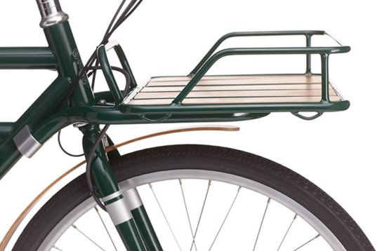 Vintage Style Faraday Porteur Ebike Brings Together
