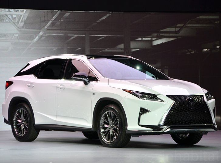 brand hybrid flagship rx this lexus august to arrive toyotas india in