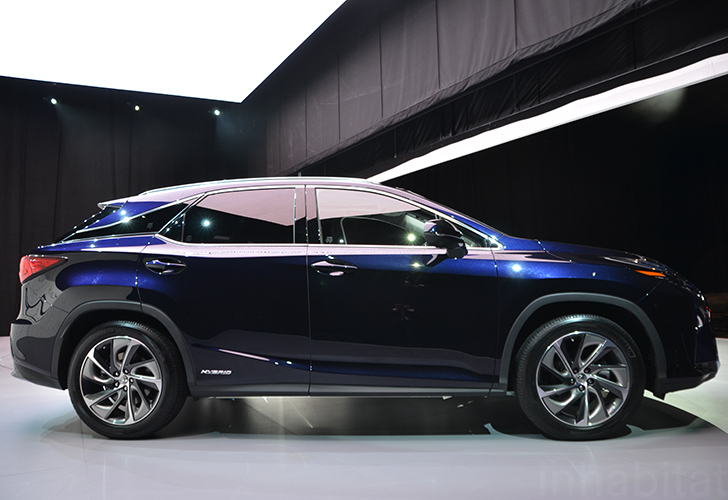 Lexus RX 450h Hybrid  Inhabitat  Green Design Innovation