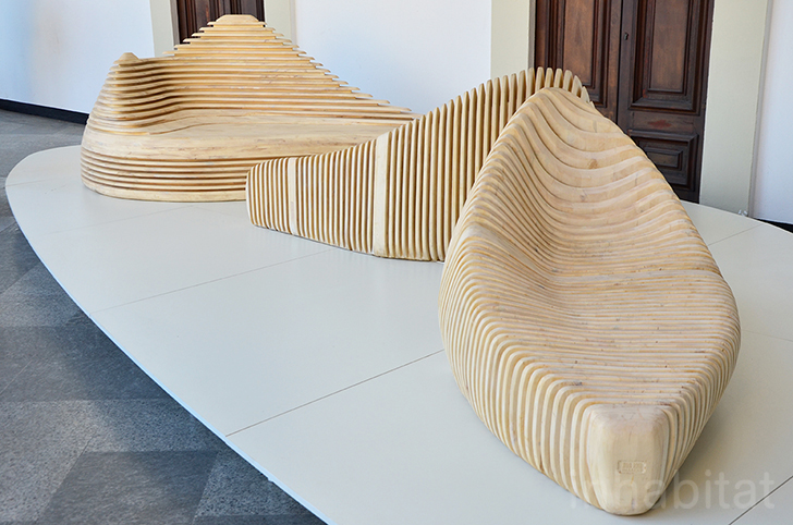 Milan Fair Designer Chen Yaoguang Product Time Travel A