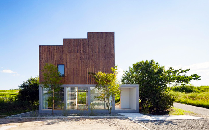 Page of Landscape House soaks up light, winds and sounds of ...