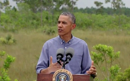 Earth Day, Everglades, Florida everglades, Obama Earth Day speech, Barack Obama, Obama everglades policy, Barack Obama environmental policy, news, Inhabitat news, Florida everglades protection, Barack Obama climate change