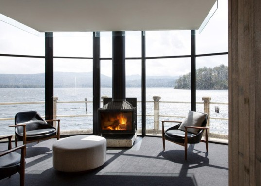 Pump house Point, Tasmania, Eco Retreat, Wilderness Retreat, Renovation, Cumulus Studio Architects, Eco Hotel Australia, Wilderness Escape Australia, Accommodation Tasmania, Heritage Buildings Tasmania, Green Interiors Australia