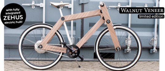 Sandwichbikes, Sandwichbikes Milan, Sandwichbikes Milan furniture fair, Sandwichbikes NEED, Van Gogh Sandwichbikes, Walnut limited edition Sandwichbikes, NEED Milan Design Week, Milan Design Week, Milan Furniture Fair, Milan NEED fair, plywood bikes, reader submission